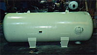 Plain Steel Hydro-Pneumatic Tanks