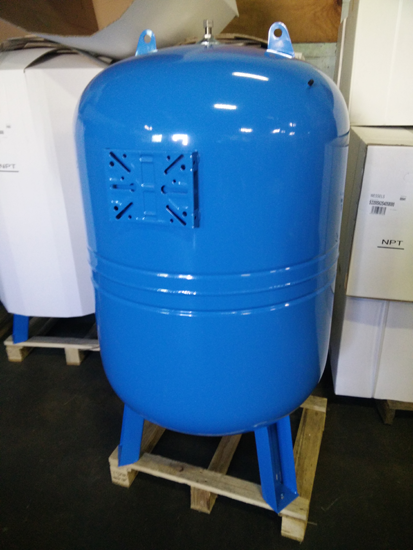 Bladder Hydro Pneumatic Tanks Non Asme Asme Bladder